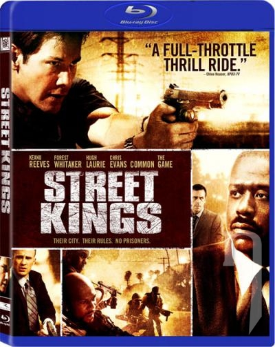 BLU-RAY Film - Street Kings (Blu-ray)