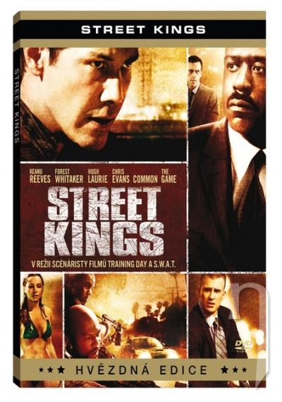 DVD Film - Street Kings (pap. box)
