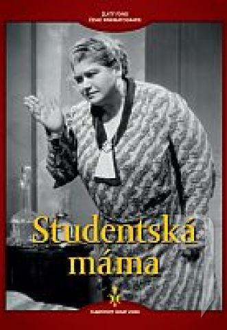 DVD Film - Studentská máma (digipack)