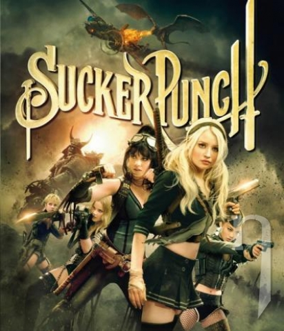 BLU-RAY Film - Sucker Punch (Bluray)