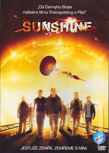 DVD Film - Sunshine (pap.box)