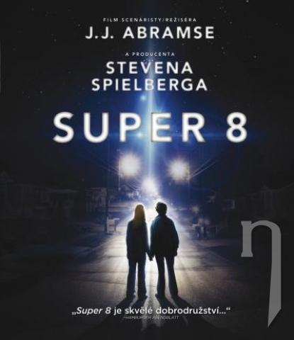 BLU-RAY Film - Super 8 (Bluray)