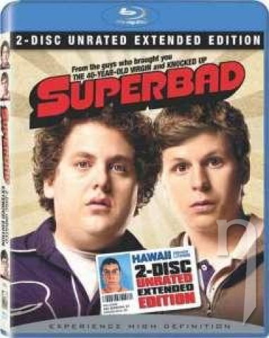 BLU-RAY Film - Superbad - 2Blu-ray verzia