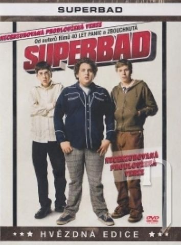 DVD Film - Superbad (pap. box)