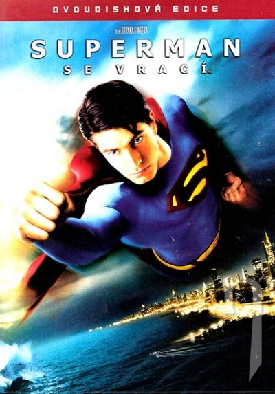 DVD Film - Superman sa vracia