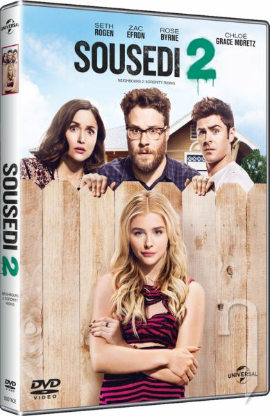DVD Film - Susedia 2