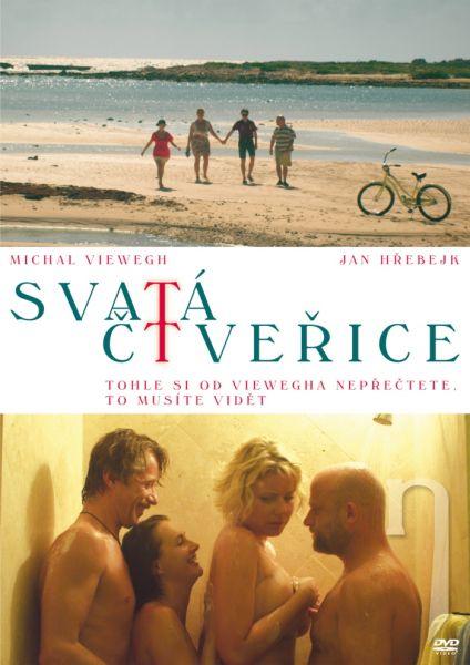 DVD Film - Svätá štvorka