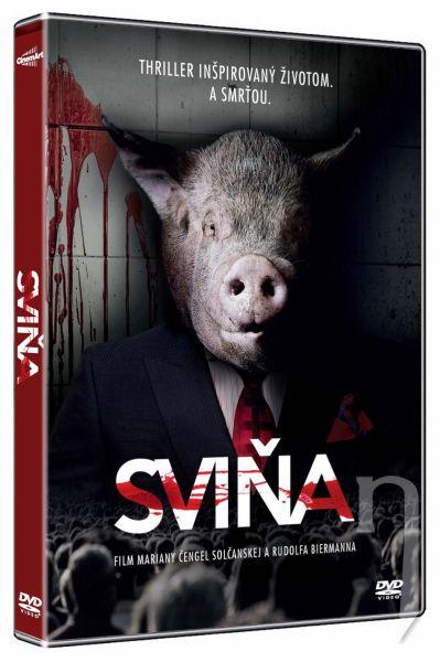 DVD Film - Sviňa
