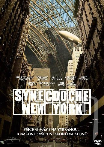 DVD Film - Synecdoche, New York