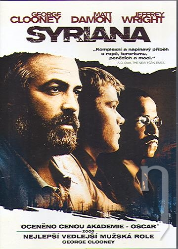 DVD Film - Syriana