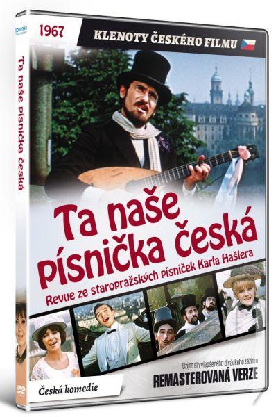 DVD Film - Ta naše písnička česká