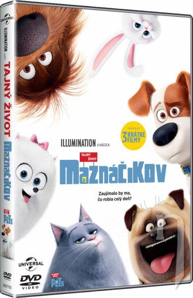 DVD Film - Tajný život mazlíčků