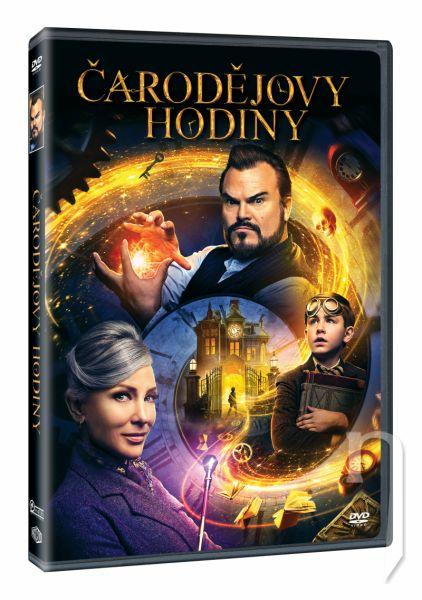 DVD Film - Čarodějovy hodiny