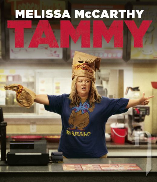 BLU-RAY Film - Tammy