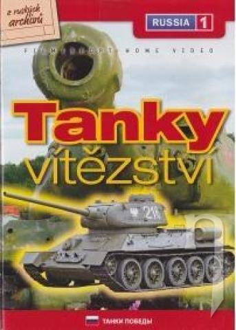 DVD Film - Tanky vítězství (papierový obal) FE