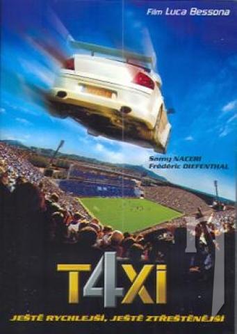 DVD Film - Taxi 4