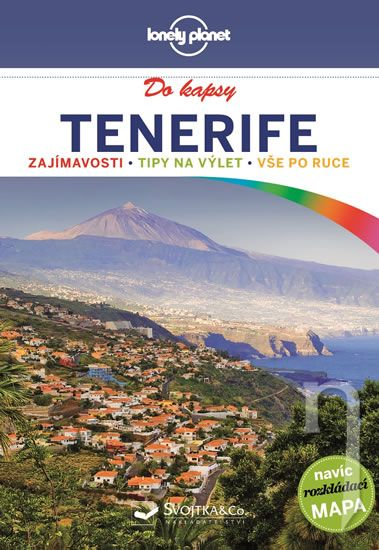 Kniha - Tenerife do kapsy - Lonely Planet