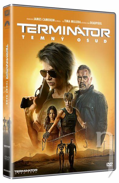 DVD Film - Terminátor: Temný osud