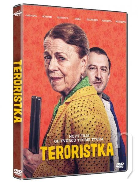 DVD Film - Teroristka