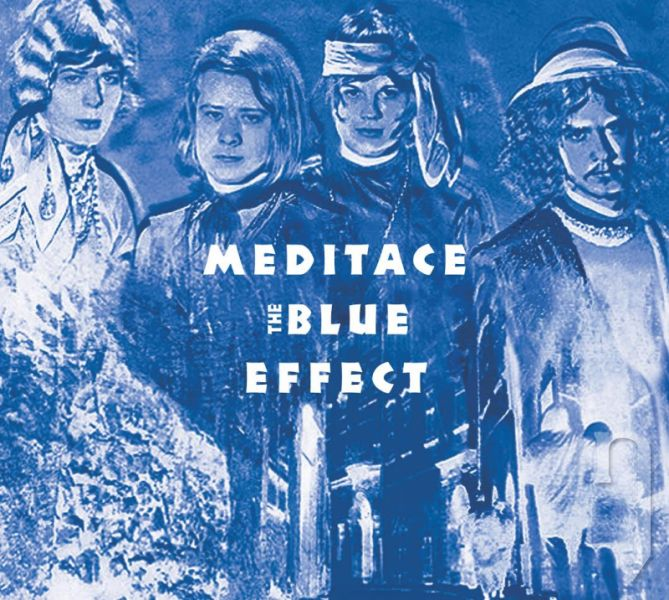 CD - THE BLUE EFFECT: MEDITACE