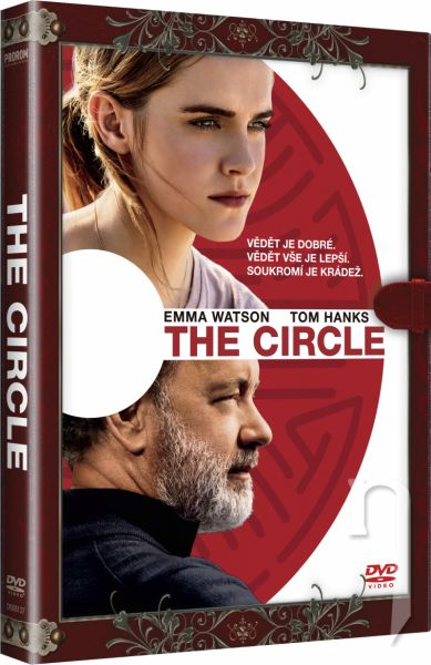 DVD Film - The Circle - knižná edícia