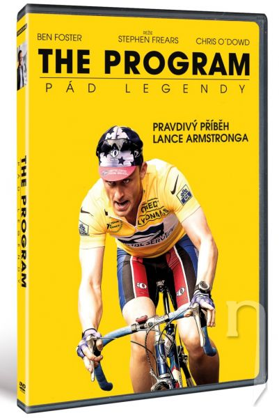 DVD Film - The Program: Pád legendy