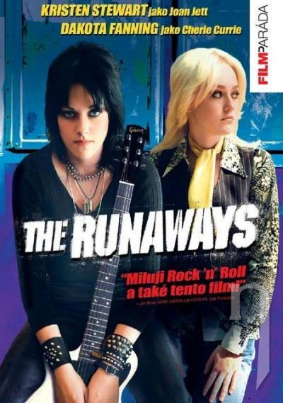 DVD Film - The Runaways (digipack)