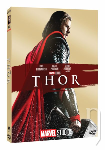 DVD Film - Thor - Edice Marvel 10 let