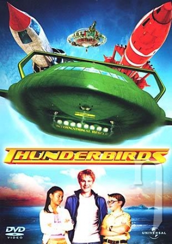 DVD Film - Thunderbirds