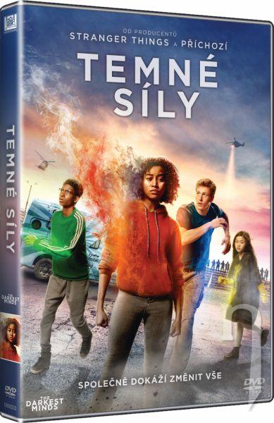 DVD Film - Temné síly