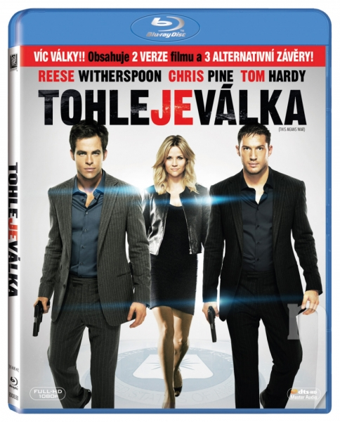 BLU-RAY Film - To bude boj