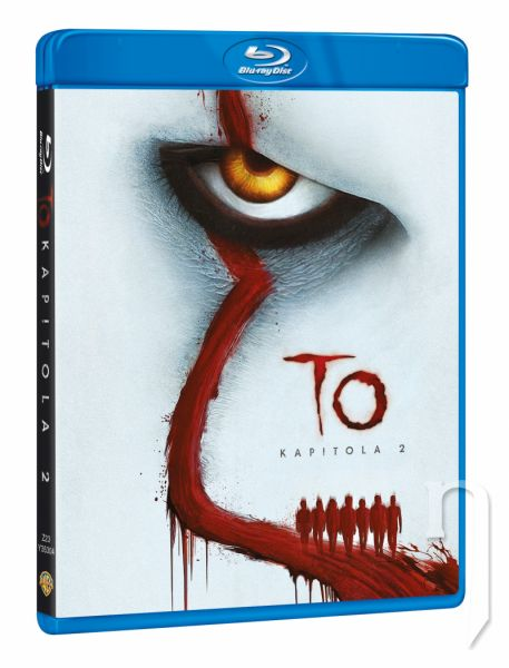 BLU-RAY Film - To Kapitola 2