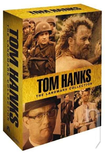 DVD Film - Tom Hanks - kolekcia (5 DVD)