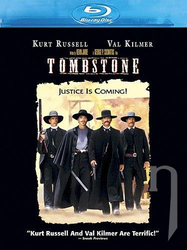 BLU-RAY Film - Tombstone (Blu-ray)