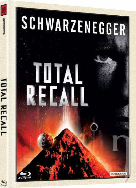BLU-RAY Film - Total Recall (Digibook)