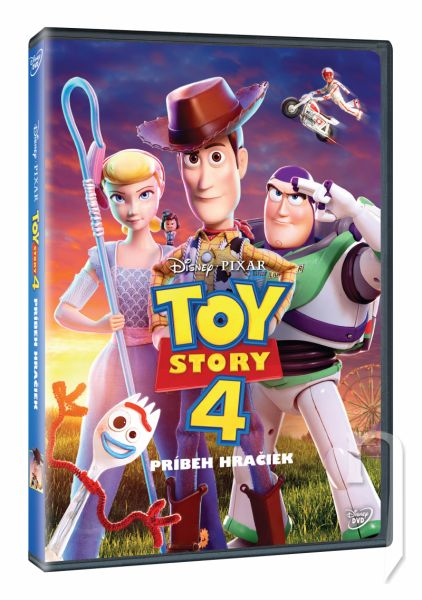 DVD Film - Toy Story 4