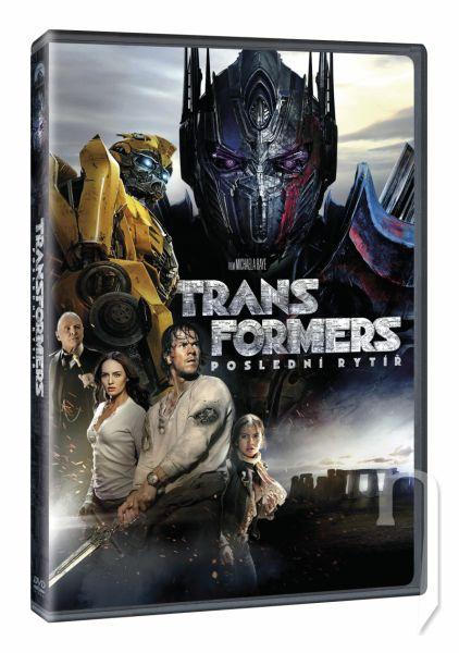 DVD Film - Transformers: Poslední rytíř