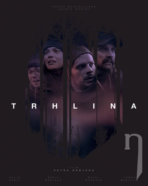 DVD Film - Trhlina