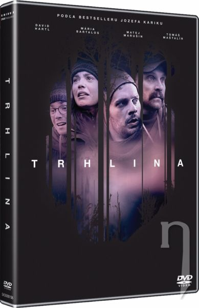DVD Film - Trhlina