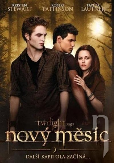 DVD Film - Twilight Sága: Nov     (1 DVD verzia)
