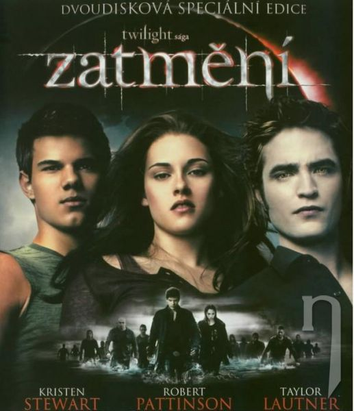 BLU-RAY Film - Twilight Saga: Zatmenie (Bluray)