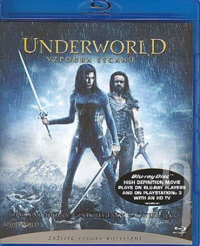 BLU-RAY Film - Underworld 3: Vzbura Lykanov (Blu-ray)