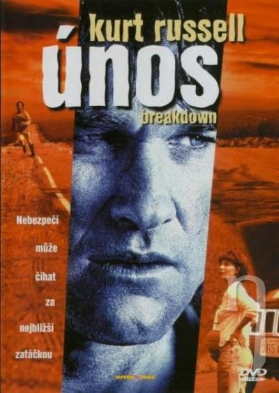 DVD Film - Únos