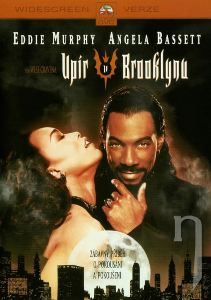 DVD Film - Upír z Brooklynu