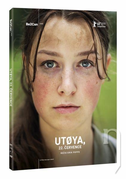 DVD Film - Utøya, 22. července