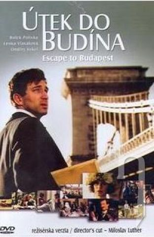 DVD Film - Útek do Budína