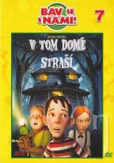 DVD Film - V tom dome straší (pap. box)