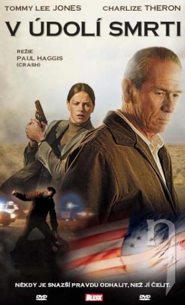 DVD Film - V údolí smrti (papierový obal)