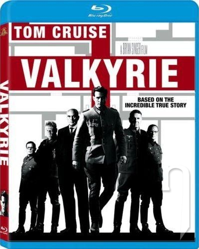 BLU-RAY Film - Valkýra (Blu-ray)