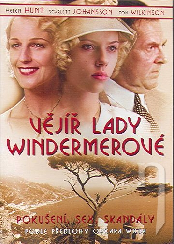 DVD Film - Vejár lady Windermerovej